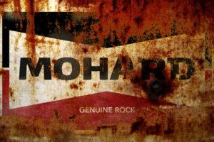 Mohard Rockband Logotype